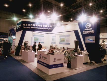 2018上海橡塑展进行中